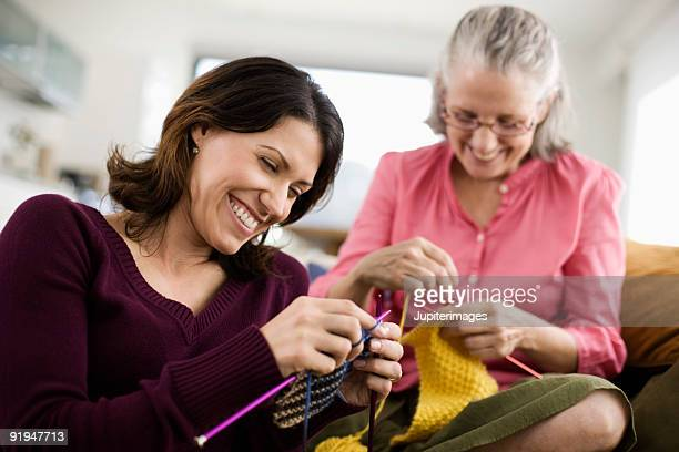 0 - knitting stock photos and pictures