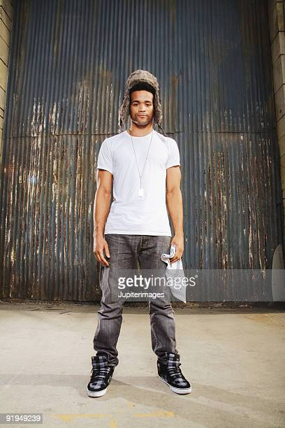 0 - baggy jeans stock photos and pictures