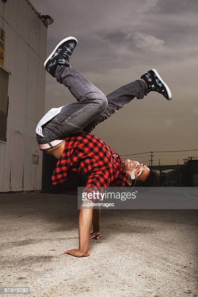 0 - breakdancing stock photos and pictures