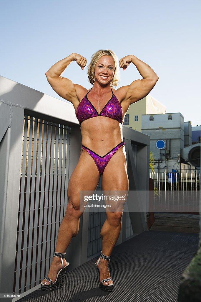 Female bodybuilder escort uk