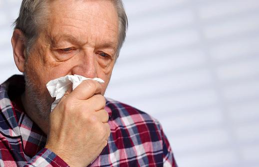 MAN FLU - gettyimageskorea