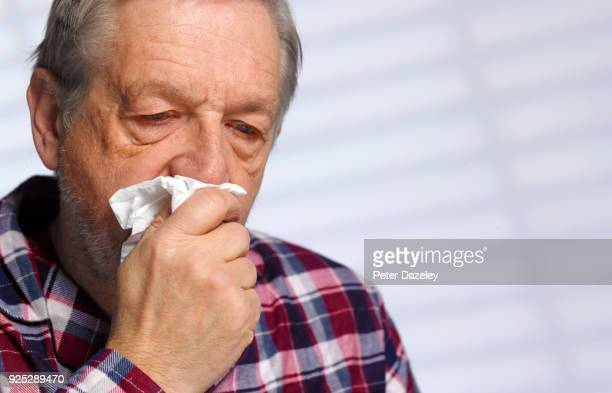 man flu - infectious disease stock pictures, royalty-free photos & images