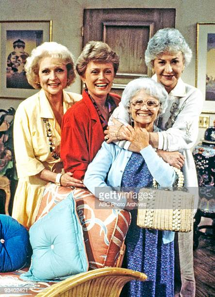 RUE MCCLANAHAN ESTELLE GETTY BEA ARTHUR