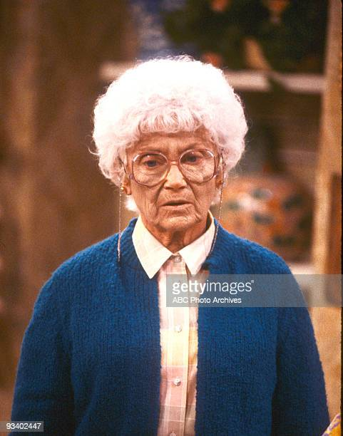 THE GOLDEN GIRLS - 9/14/85 - 9/14/92, ESTELLE GETTY ,
