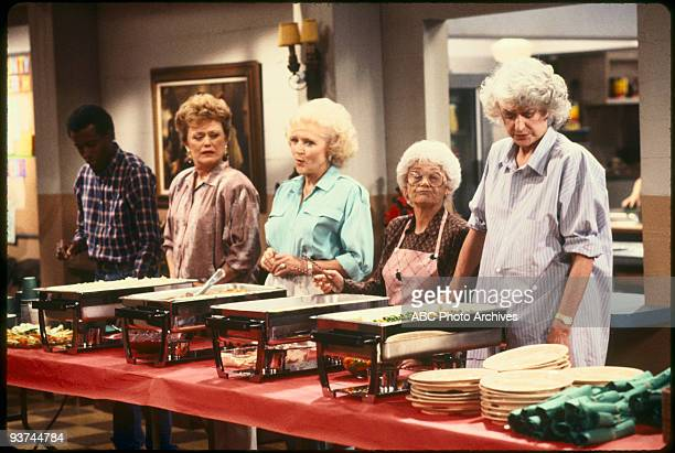 THE GOLDEN GIRLS - 9/24/85 - 9/24/92, RUE MCCLANAHAN, BETTY WHITE, ESTELLE GETTY, BEA ARTHUR,