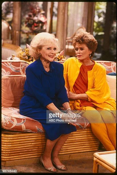THE GOLDEN GIRLS - 9/24/85 - 9/24/92, BETTY WHITE, RUE MCCLANAHAN,