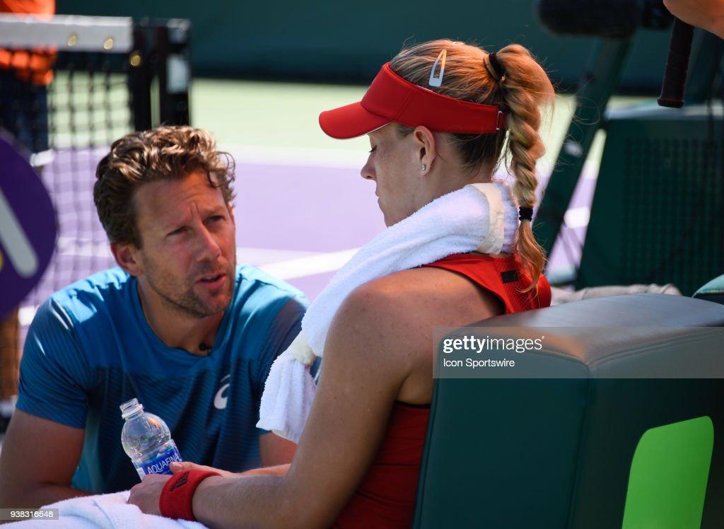 TENNIS: MAR 26 Miami Open : News Photo