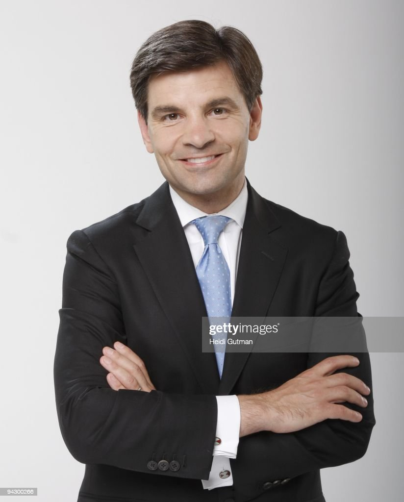 GOOD MORNING AMERICA - GEORGE STEPHANOPOULOS