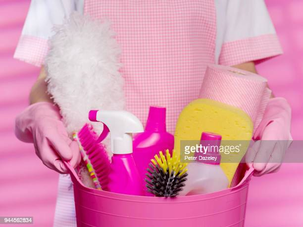 cleaner prepared for spring cleaning - cleaning agent stock pictures, royalty-free photos & images