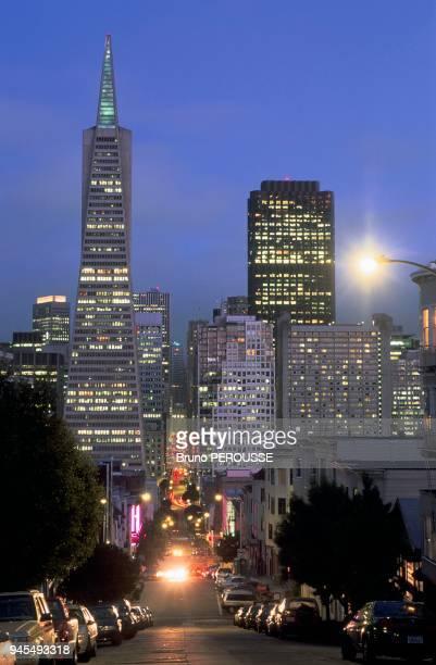 DOWNTOWN, SAN FRANCISCO, USA.