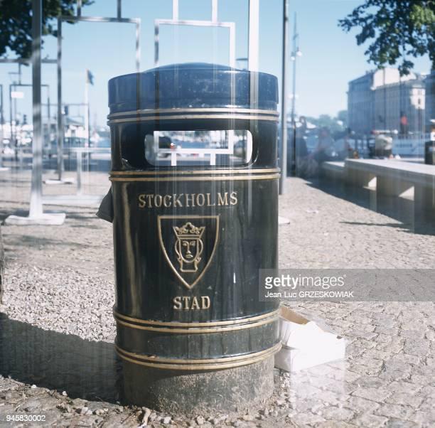 POUBELLE STOCKHOLM SUEDE