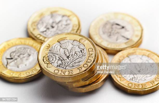 ONE POUND COIN SAVINGS