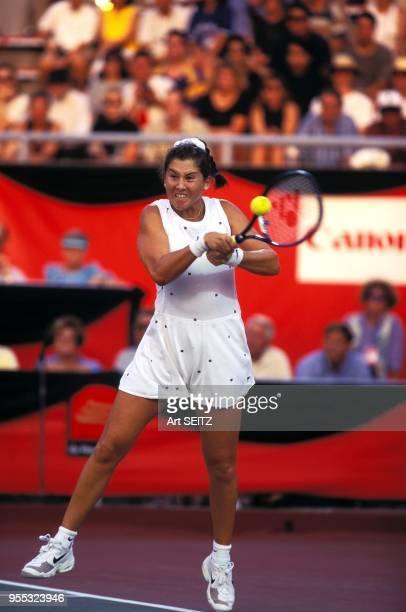 00/08/1995 TENNIS/ OPEN DU MAURIER MONICA SELES
