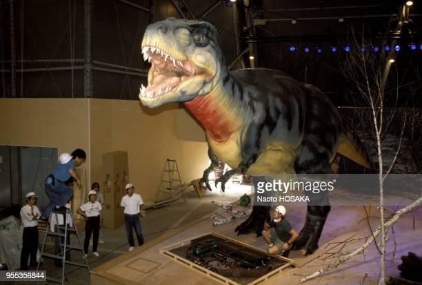 00/07/1993 LE DINOPARK MUSEE DU DINOSAURE