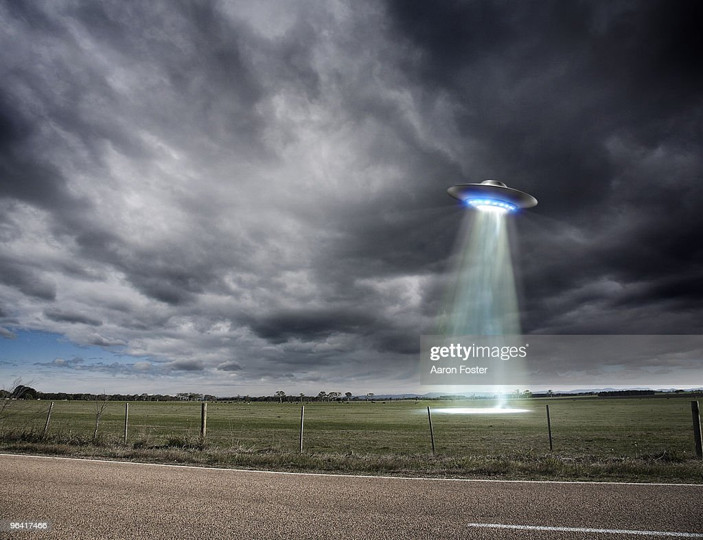 UFO : Stock Photo