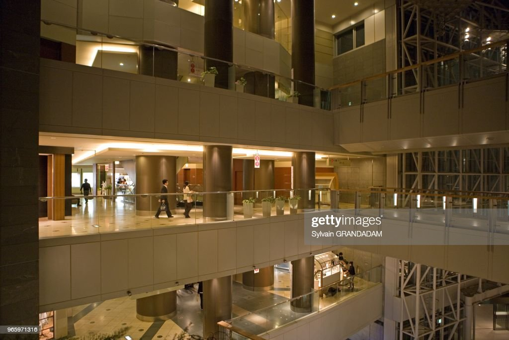 L Hotel De Luxe Grand Hyatt A Roppongi Tokyo Japon Pictures