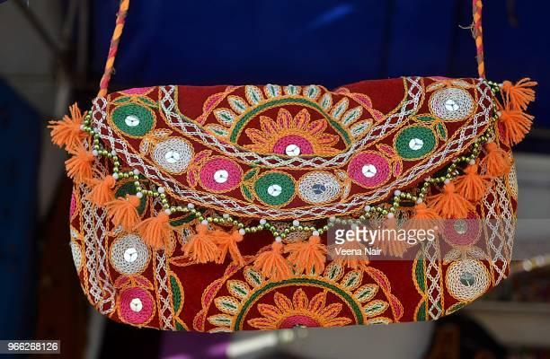Handmade,embroidered sling bag/Kutch/Gujarat