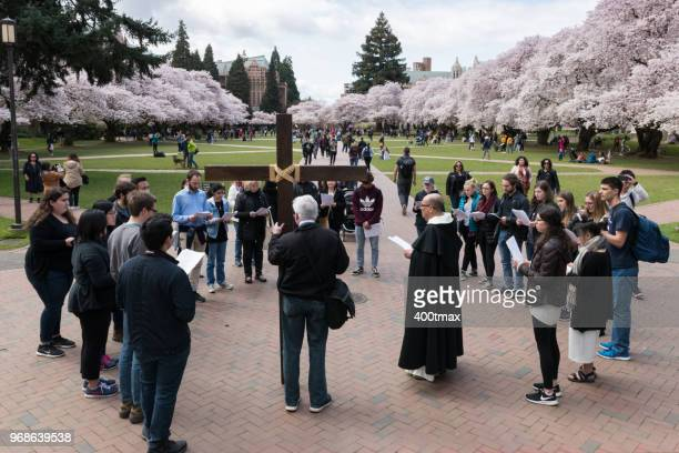 uw - catholic easter stock pictures, royalty-free photos & images