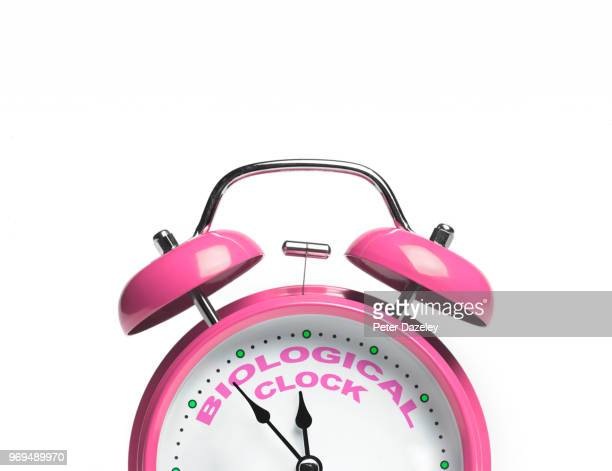 WOMAN'S BIOLOGICAL CLOCK, TIME RUNNING OUT