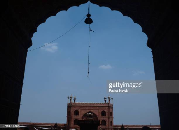 THE JAMA MASJID, DELHI