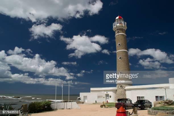 jose ignacio - jose ignacio lighthouse stock pictures, royalty-free photos & images