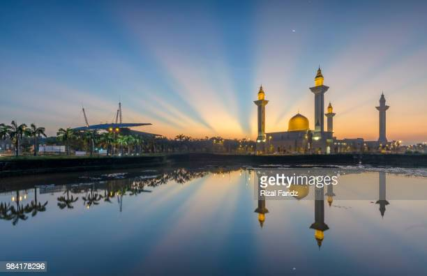 shah alam ray of light - shah alam stock photos and pictures