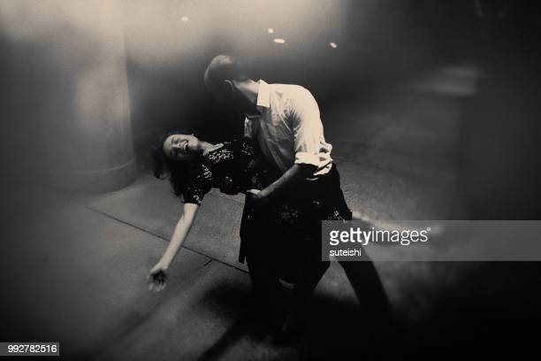 tango - romanticism stock pictures, royalty-free photos & images