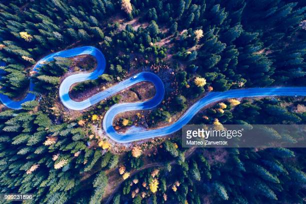 snake - winding road stock pictures, royalty-free photos & images