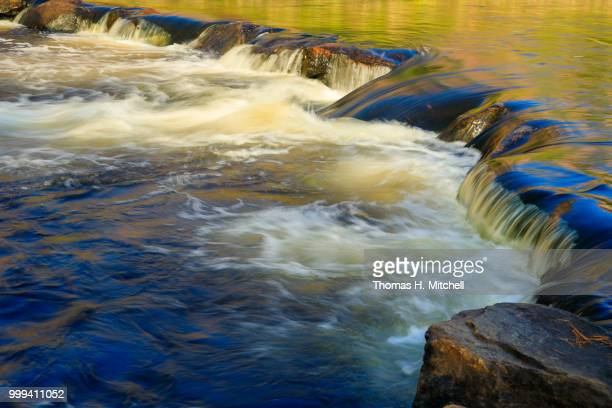 nh-w. swanzey-ashuelot river - brook mitchell stock pictures, royalty-free photos & images