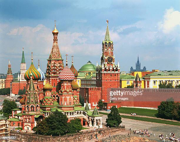 kremlin, moscow, russia - former soviet union stock pictures, royalty-free photos & images