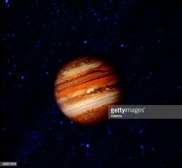 jupiter - jupiter planet stock pictures, royalty-free photos & images