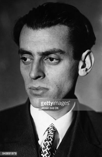 *Schauspieler Regisseur DPorträt 1929Foto Dephot