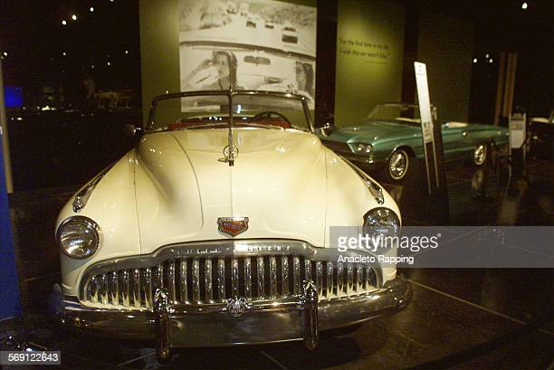 Autos2AR The Peterson Auto Museum is exhibiting Hollywood Cars with cars from James Dean's 1949 Mercury from ' Rebel Without a Cause' to the...