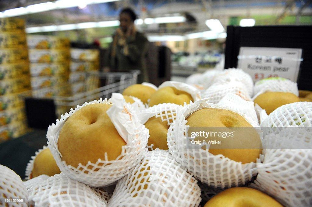 Asian pears hmart