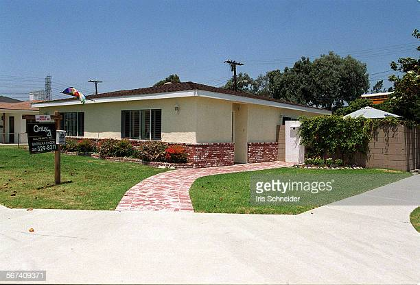 REafford.IS.1.Home in Torrance, one of 10 photographed for story on affordability of different homes in different neighborhoods. This one has the...