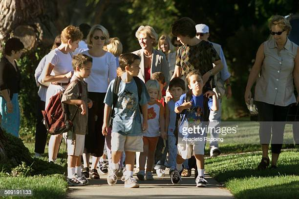 Moms1AR The Beverlywood Moms a group of parents who decided to send their kids to the local public school which had been drained of white students by...