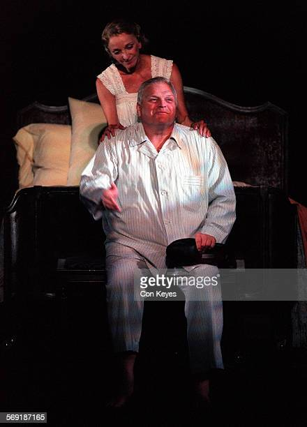 Salesman3CK Brian Dennehy stars as Willy Loman in Arthur Miller's landmark playDeath of a Salesman about a traveling salesman facing failure and his...