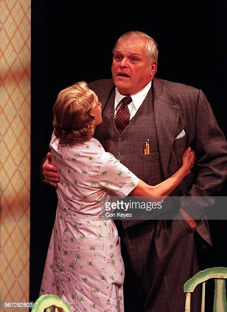 Salesman9CK Brian Dennehy stars as Willy Loman in Arthur Miller's landmark playDeath of a Salesman about a traveling salesman facing failure and his...