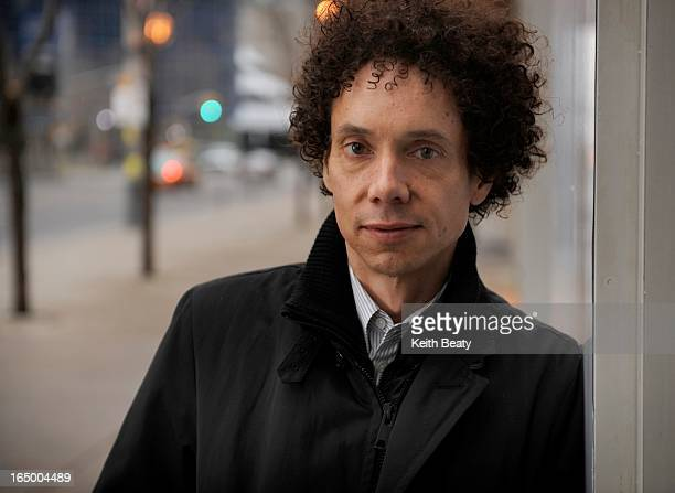 01Dec2008 Feature photo for interview with Blink author Malcolm Gladwell whose new book The Outliers is about how societal factors affect individual...