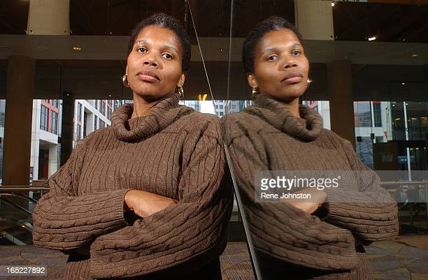Toronto120903 RPJAndrea Berry was one of the hundreds who came forward to comment on Racial Profiling to the Ontario Human Rights Commission The...