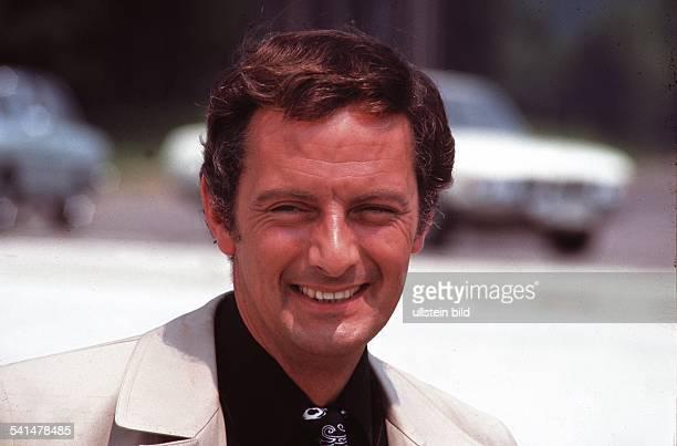 Schauspieler GroßbritannienPorträt zur Rolle des Paul Temple in der Serie Paul Temple nach der Vorlage von Francis Durbridge 1970