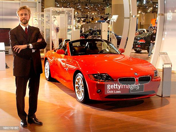 021204Chris Bangle is the chief designer for BMW He's also the most hated man in car design many BMW traditionalists hate his new stuff and there is...