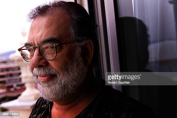 CA0510cannes39RG –– Director Francis Ford Coppola brings Apocalypse Now Redux to the Cannes Film Festival 21 years since the original showing