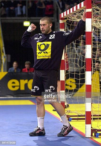 Sportler Handball D Torwart TUSEM Essen