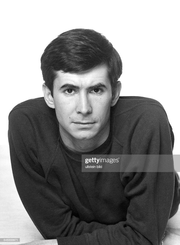 Anthony Perkins : News Photo