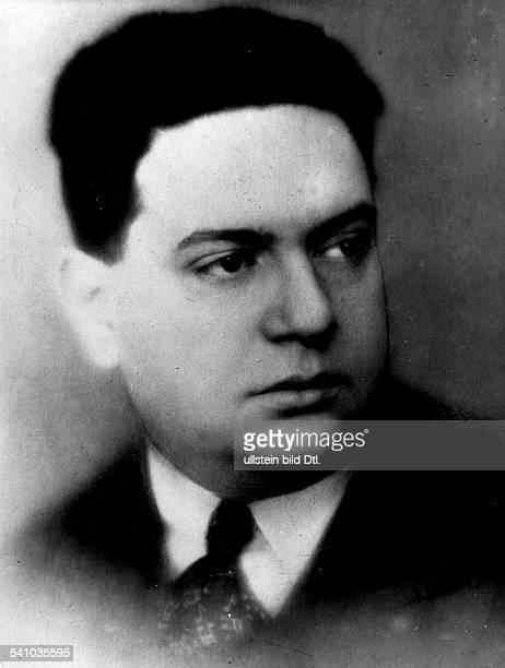 *04091892Musiker Komponist FrankreichPorträt 1930