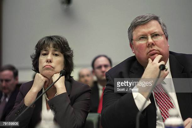 04/17/07Sheila Bair chairwoman of the Federal Deposit Insurance Corporation and Brian Montgomery assistant secretary of Housing and Urban Development...