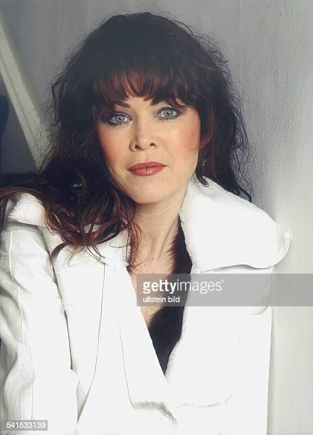 Schauspielerin DPorträt März 2003