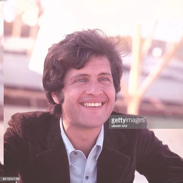 Sänger USAPorträt 1970