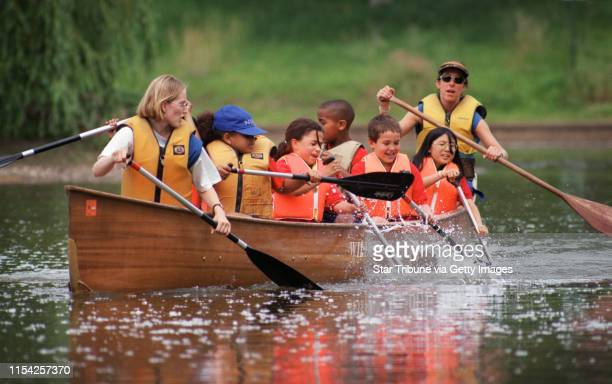 052798Elementary school kids K-3 will practice water safety . Wilderness Inquiry will teach the kids how to have fun and be safe around water. --- --...